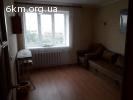 Продается двухкомнатная квартира с видом на Днепр.